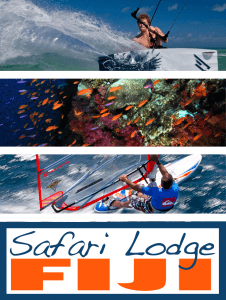 Safari Island Lodge